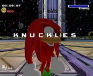 Knuckles SA2 boss 05