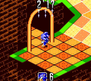 Labyrinth of the Castle Zone 3 08