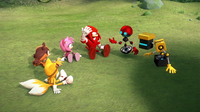 SB S1E22 Team Sonic chat Orbot Cubot 1