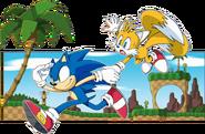 Sonic Channel 2021 01