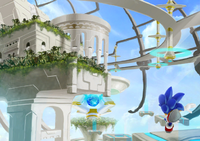 Sonic Generations - Concept artwork 017