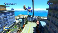 Sonic Generations City Escape 8