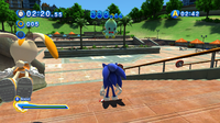 Sonic Generations Cream Modern Challenge 04