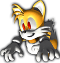 Sonic Rivals 2 - Miles Tails Prower Mimic Ghost