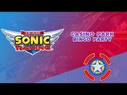 Bingo Party - Team Sonic Racing