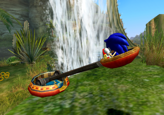 Catapult (Sonic and the Secret Rings)