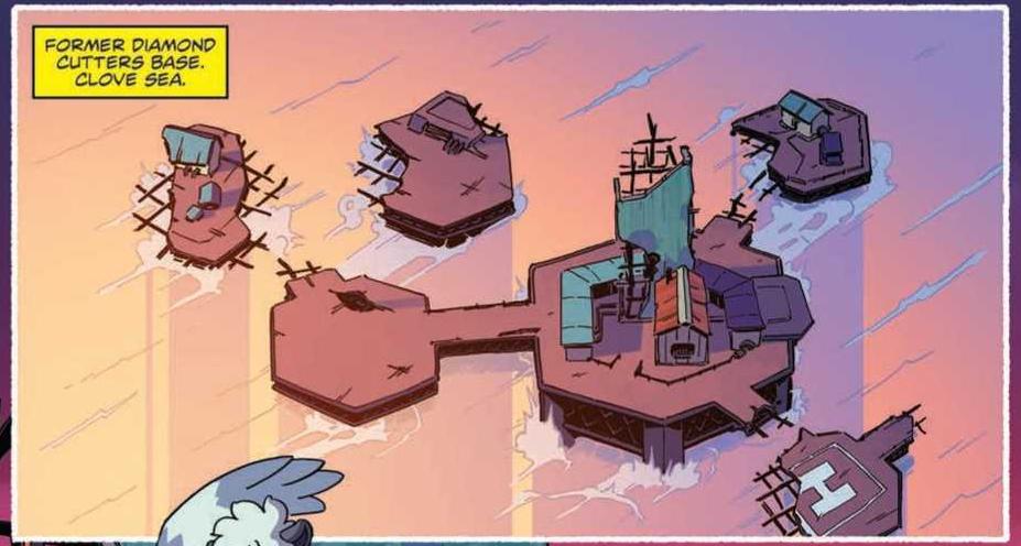 Diamond Cutters Base