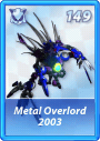 Card 149 (Sonic Rivals)