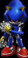 MetalSonic Speed Battle