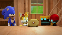 SB S1E07 Sonic Tails Cubot Orbot