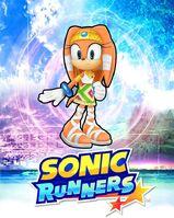 Sonic Runners Tikal Adventure promo