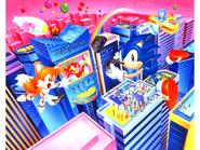 Sonic Screen Saver art 42