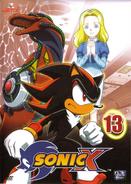 Sonic X FRA DVD 13