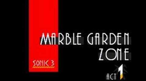 StH3 Music Marble Garden Zone Act 1