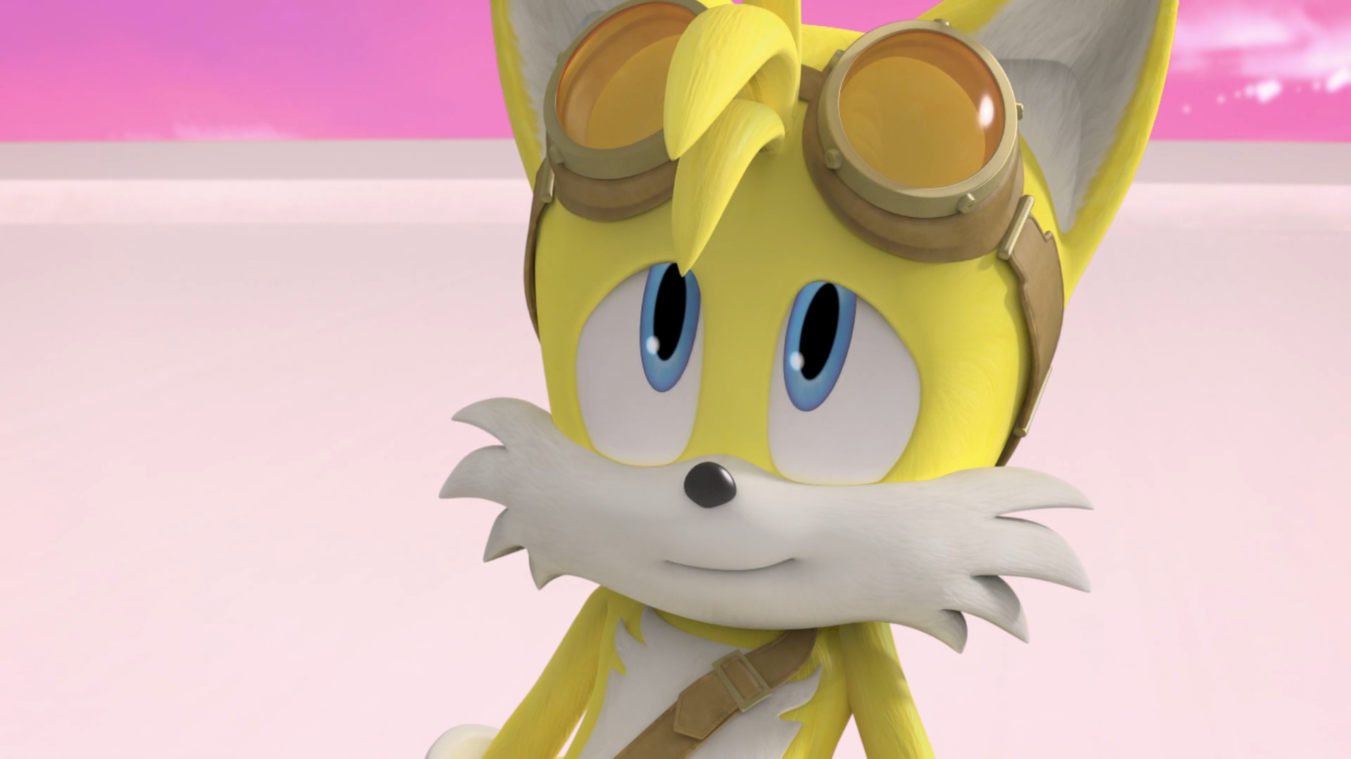 """Miles """"Tails"""" Prower (alternate dimension) (Sonic Boom)"""
