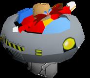 R Model Eggman