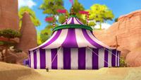 SB S1E12 Circus tent
