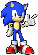 Sonic Sonic Runners art 1