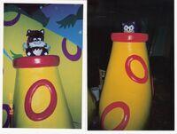 Sonic in Sydney locutores animatrónicos