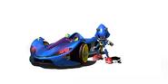 Team Sonic Racing Metal