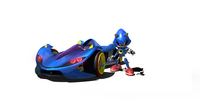 Team Sonic Racing Metal