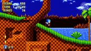 Captura de Sonic Mania 3