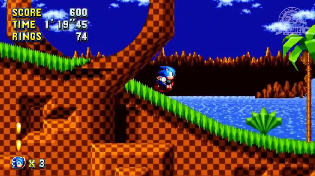 Green Hill Zone (Sonic Mania)