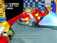 Robot Carnival Sonic 16