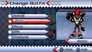 Shadow's Race Suit