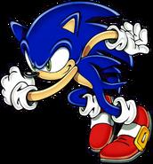 Sonic SAdvance 2 art alt