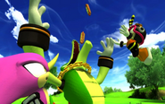 Chaotix party