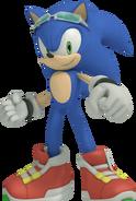 FR Sonic 8
