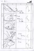 Sonic Riders storyboard 05
