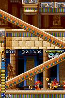 Sonic Rush MirageRoad