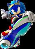 Sonic The Hedgehog Rider