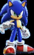 Speed Battle Modern Sonic 2