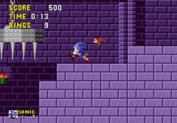 A Ricky, from Sonic the Hedgehog (16-bit).