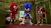 SB S1E50 Team Sonic Tails cower