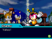 SC Sonic, Tails and Charmy