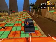Sandy Drifts DS 08