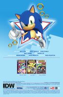 Sonic IDW 10 Preview
