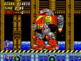 Death Egg Robot (Sonic the Hedgehog 2)