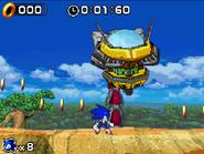 Egg Hammer Mega Sonic