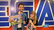 Monopoly Gamer Sonic with Ian Mutchler and Emi Jones