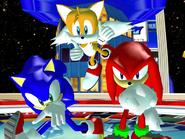Robot Carnival Sonic Victory