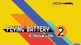 SM - Flying Battery Zone Act 2 Special Stage Rings (Upper Route)