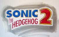 Sonic 2 early logo