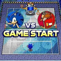 Sonic Tennis DX image 2