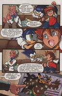 Sonic X issue 26 page 2