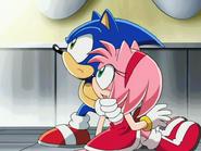 Sonic saves Amy ep 45
